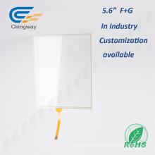 Оптовая Resisitve 5.6 дюймовый сенсорный сенсорный датчик Ckingway для GPS