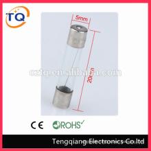 China wholesale 5x20/6x30/10x38 automotive Glass Fuse types