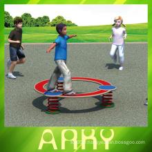 2014 nouveaux jeux équipement de fitness extérieur pour enfants