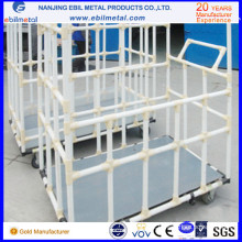 Hot Sale Plastic Coated Pipe Racks Fabricante do sistema de Nanjing