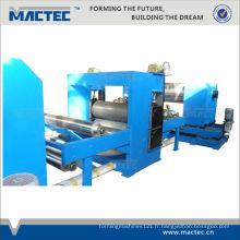 machine de gaufrage automatique pour bobine en aluminium