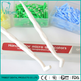 Handle Set of Dental Disposable Micro Brush Applicator