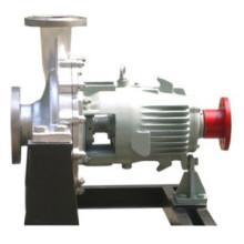 Pompe à eau centrifuge horizontale inox huile
