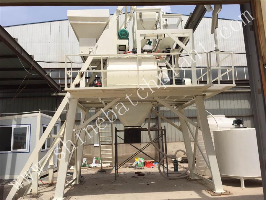 Concrete Mixer 0 75cbm