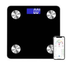 Drahtlose digitale Körperfettwaage Bluetooth-Waage