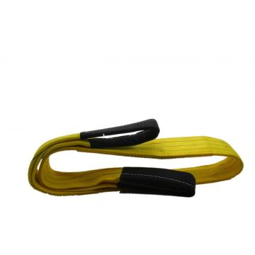 Color amarillo 3T Resistencia a la rotura Poliéster Lifting Eye Sling