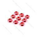 Color CNC Customized Aluminum Countersunk Washers For RC Drones