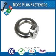 Fabricado en Taiwán DIN 582 Lifting Eye Nut