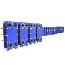 Pasteurizador, intercambiador de calor de placas M10