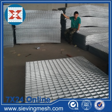 Panel Wire Mesh Pengukuhan Konkrit