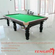 Table de billard TB-CS034 de haute qualité fabriquée en usine à vendre