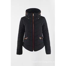 Manteau d'hiver dames rembourré doux