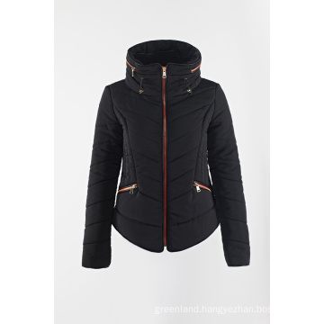 Soft Padded Ladies Winter Coat