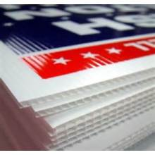 PP Corrugated Plastic Lawn Sign
