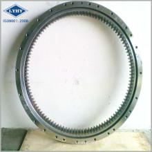Roulement d'anneau d'orientation pour excavatrices hydrauliques Mitsubishi (MS140-2)