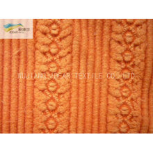 Polyester Nylon Jacquard Blended Corduroy Fabric For Home Textile