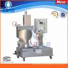 Halbautomatische flüssige Füllmaschine für tägliche Chemikalie mit dem Capping