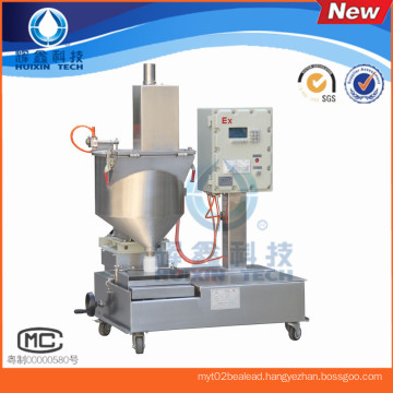Automatic 20L Liquid Filling Machine for Oils/Coating/Paint