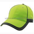Safety Reflective 100% Polyester Fabric Custom Baseball Cap (TMB0682-1)