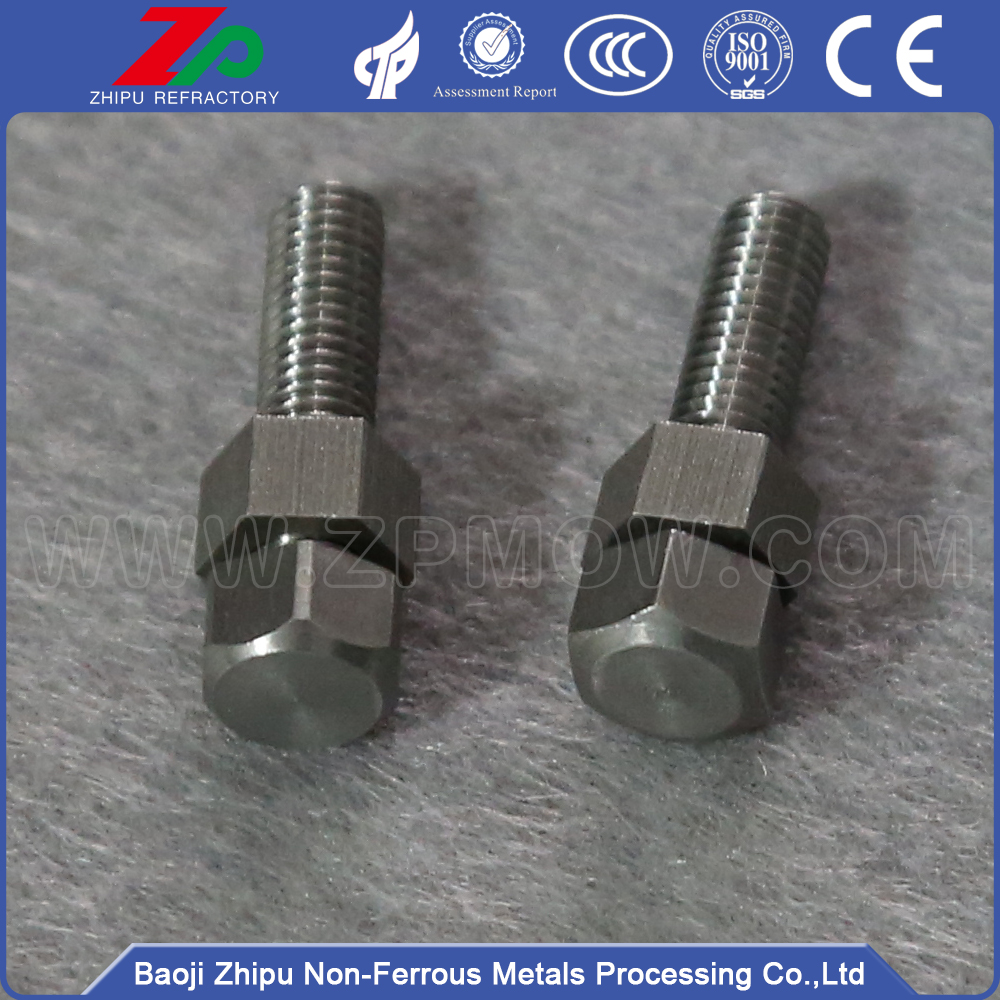High qualityt tantalum screw electrode
