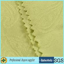 Hot Sale Jacquard Rayon Fabric for Lady Shirt