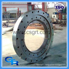 hitachi excavator swing bearing