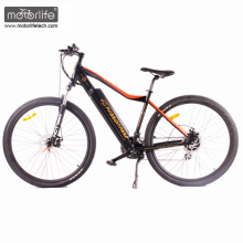 Nueva bicicleta eléctrica de la montaña del mediados de camino del diseño 8fun de 2018 48v 500w con precio bajo