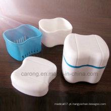 Caixa de dentadura / caixa de dentes com CE, aprovação ISO (CaRong-83)