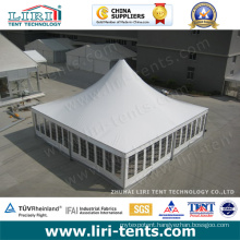 Aluminium High Peak Square Tent for Outdoor Event Party