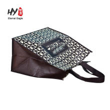 custom high-end pp woven tote bag for gift