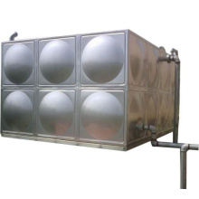 10000L Drinkwater Opslag RVS Watertank