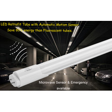 Sensor Gerakan Radar Microwave LED T8 Tube