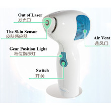 808nm Hair Removal Diode Laser Beauty Equipment