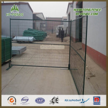 Heavy Duty Vermietung Metall Portable & Temporary Fence Panel