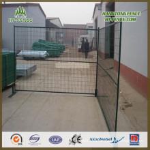 Alquiler de servicio pesado panel de metal y panel temporal temporal