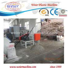 Alta qualidade reciclado totalmente automático PE / PVC em pó que faz a máquina