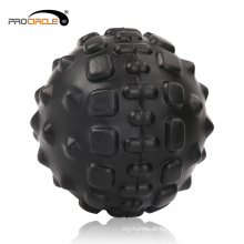 Bola de massagem espetada de mão de fisioterapia personalizada