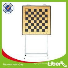 Kinder schwarzes Schachbrett (LE-HB005)