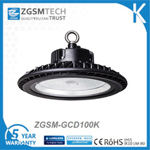 100W UFO LED High Bay Flood Light