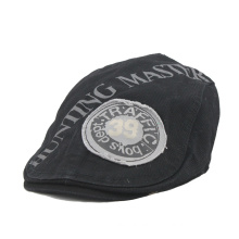 Fashion Design Sport IVY Cap with Custom Made Patch Logo