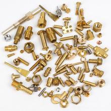 OEM ODM Cheap Copper Brass Precision CNC Turning Parts High Precision CNC Lathe Turning Parts Manufacturer CNC Machining Service