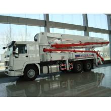 Sinotruk HOWO 40m 6X4 Camion Pompe À Béton