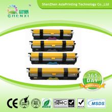 Cartouche de toner de S050554 S050555 S050556 S050557 pour le toner d'imprimante d'Epson C1600 / Cx16