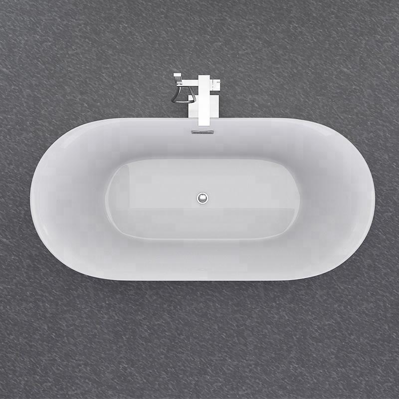 Freestanding Bathtubs White