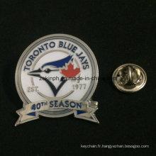 Haute qualité en gros Custom Leadship Badge en gros personnalisé Pins