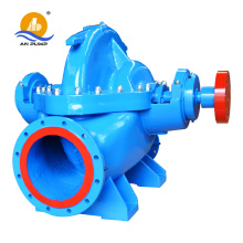Double suction split case centrifgual clean water pump