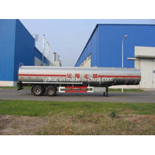 Cimc Brand New 30000L 2 Axles Fuel Tank Semi Trailer