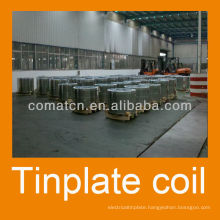 high quality tinplate
