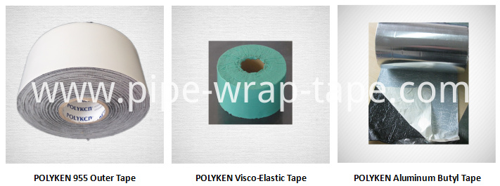 Polyken PE Anti-corrosion Tape