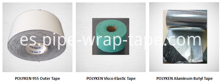 Polyken930 Machinery PP Pipe Joint Tape